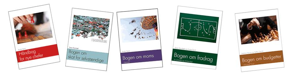 Bøger fra Regnskabsskolen